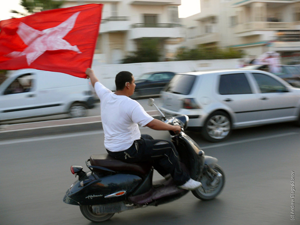 Фанаты: арабы тоже любят футбол!